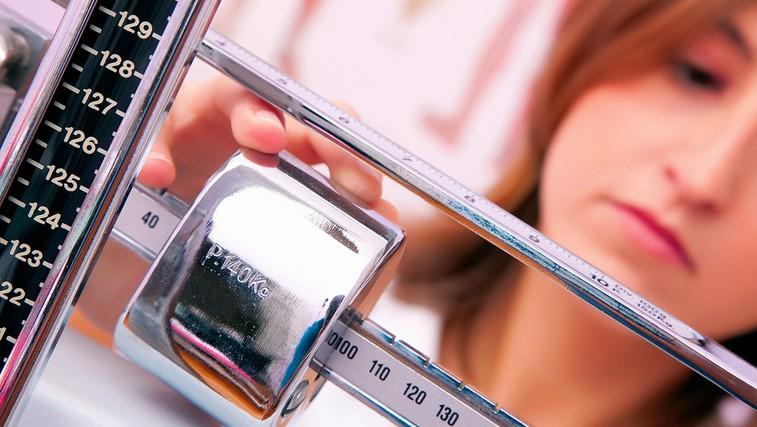 Hujšanje in tehtanje - ključ do hitrejšega napredka (foto: Shutterstock.com)