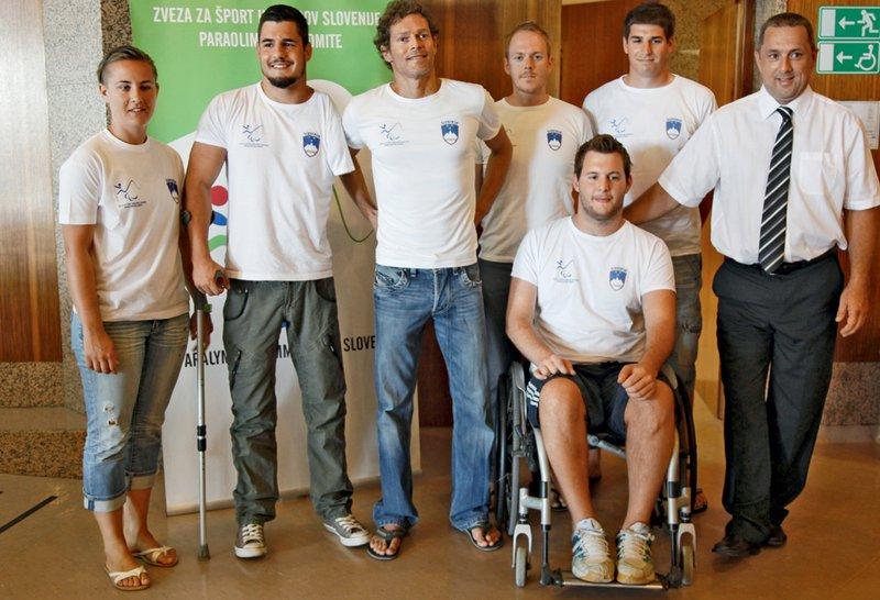 Zveza za šport invalidov Paraolimpijski komite