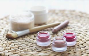Kozmetika, zdravila in živila, ki sodijo v hladilnik