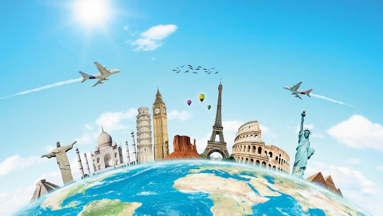 Kako potovati, da ne zapravimo celega bogastva? (foto: Shutterstock.com)