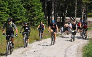 Bike festival na Pohorju - veliko vseslovensko srečanje gorskih kolesarjev