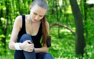 Kako se izogniti poškodbam kolena