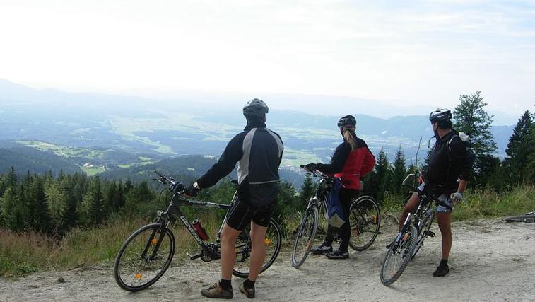 Bike festival na Pohorju prestavljen! (foto: Shutterstock.com)