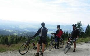 Bike festival na Pohorju prestavljen!