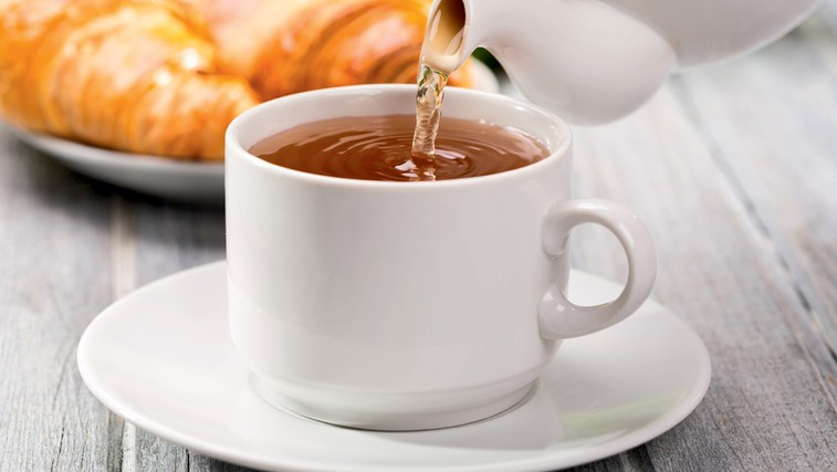 Čaj tekne v vsakem letnem času (foto: Shutterstock.com)