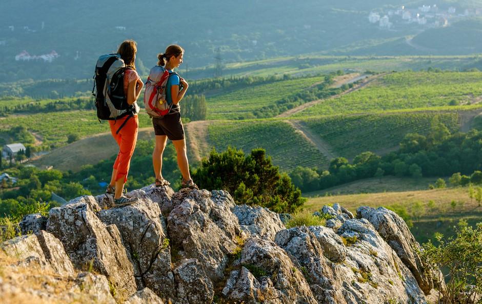Dolgotrajna hoja, pohodništvo in oprema (foto: Shutterstock.com)