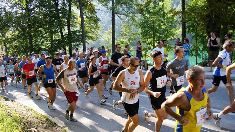 4. Mali blejski maraton (foto: www.olimpik.si)
