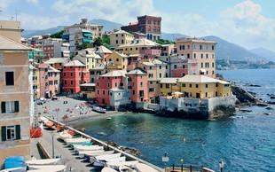 Genova – mesto med morjem in hribi