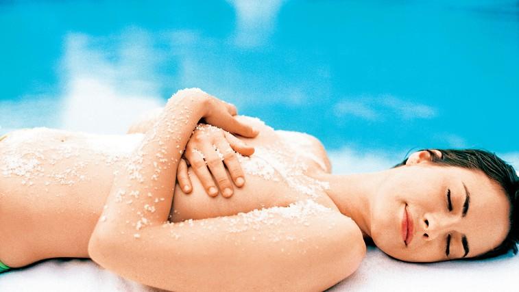Sol, beli čudežza dobro počutje (foto: Shutterstock, soline)