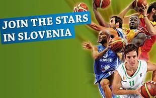 Ne zamudite nepozabnega uvoda v EuroBasket