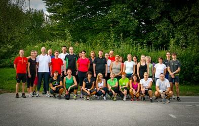 Foto: Prvi tekaški trening je za nami