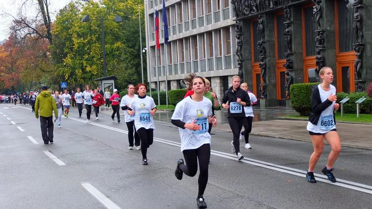 Cenejše prijave na Volkswagen 18. Ljubljanski maraton le še do 15. septembra! (foto: Damjan Končar)