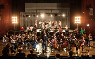 Superhearo orchestra – mladi talenti v Telekomovi jesenski kampanji