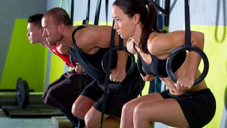 Vaja za moč in boljšo koordinacijo (foto: Shutterstock.com)