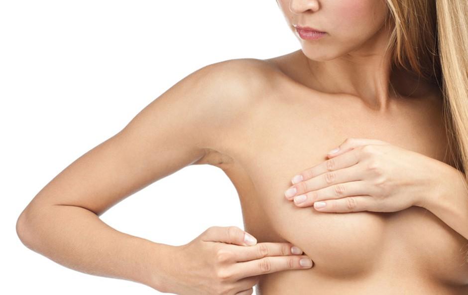 Dobro (s)poznajte svoje dojke (foto: Shutterstock.com)