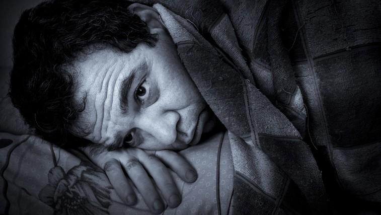 Kakšne so posledice pomanjkanja spanca? (foto: Shutterstock.com)