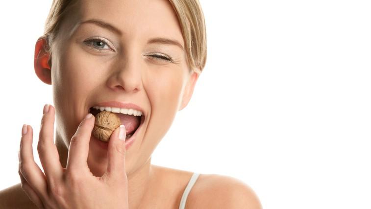 Za vitkost in dobro zdravje –  jejte oreščke! (foto: Shutterstock.com)
