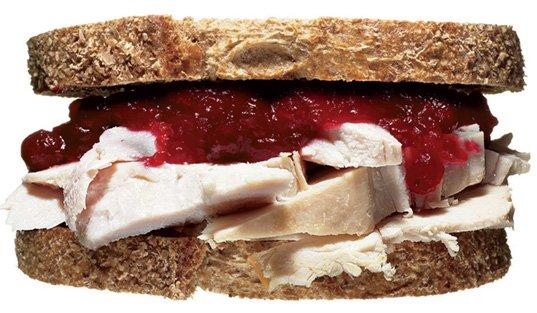 Božični sendvič