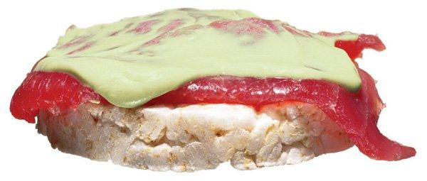 Japonski suši sendvič