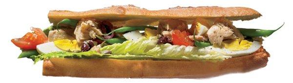 Niški sendvič za gurmane