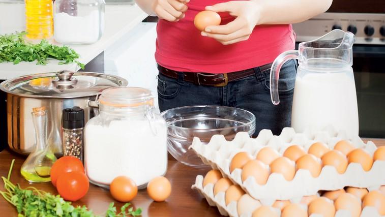 Ketonska dieta, ko telo za delovanje porablja svoje maščobe (foto: shutterstock)