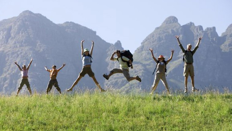 Dnevi pohodništva v Bohinju (foto: Profimedia)