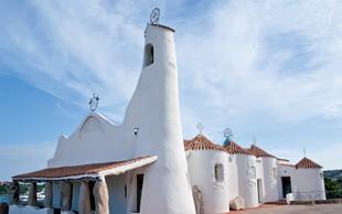 Costa Smeralda - sanjske plaže, zgodovina, hrana in še marsikaj ...