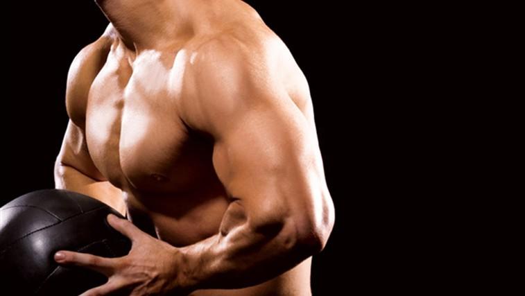 Preprosto do večjih bicepsov