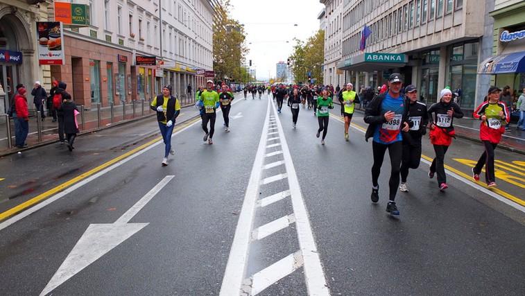 Prijave na Volkswagen 18. Ljubljanski maraton le še do 30. septembra! (foto: Damjan Končar)
