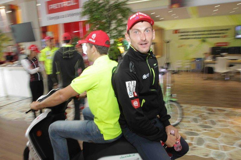 Slovenska biatlonska reprezentanca, CER, oktober 2013