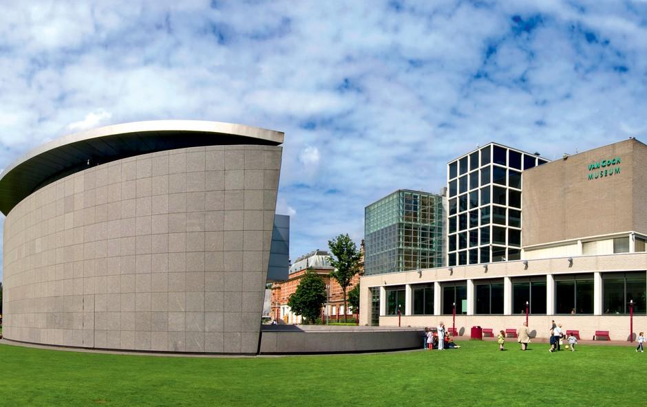 Van Goghov muzej, Amsterdam, Nizozemska (foto: promocijski materijal)