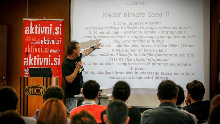 Videopredavanje: Kvaliteten tekaški trening (foto: Aleš Pavletič)
