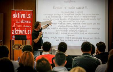 Videopredavanje: Kvaliteten tekaški trening