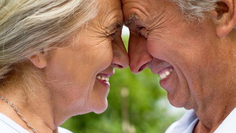 Starost - soočanje z minljivostjo? (foto: Shutterstock.com)