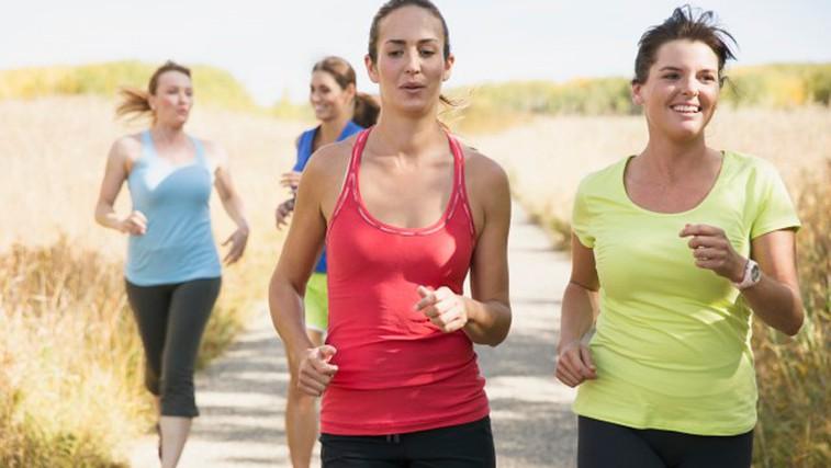 Trening in priprave na maraton (foto: Profimedia)