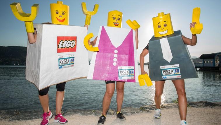 Presenečenje in novost letošnjega maratona – FUN TEK! (foto: Arhiv Kleine Zeitung)