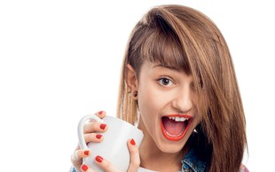 Kofein ni za najstnike!