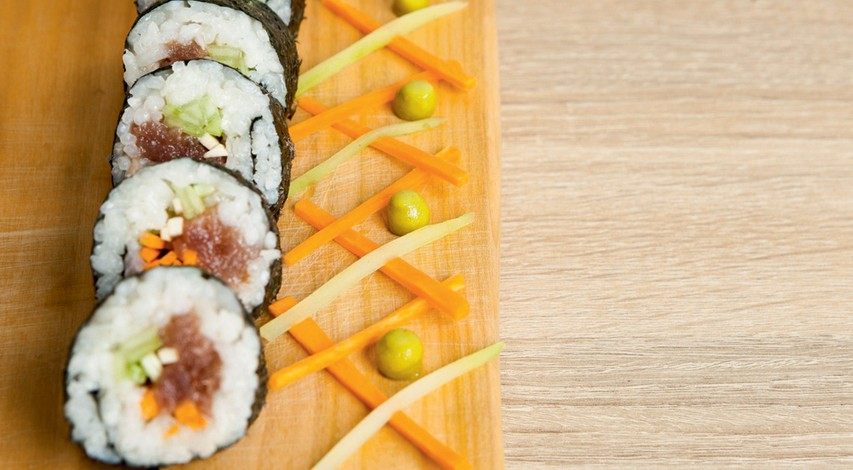 Recept: Pekoča tunina