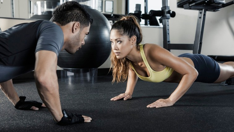 S treningom pospešite metabolizem in okrepite telo (foto: Profimedia)