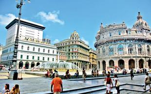 Genova - križišče narodov in svetovnih kuhinj