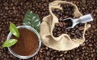Negovalni izdelki iz kave