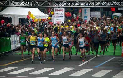 Foto: Maratonski praznik v Ljubljani z rekordno udeležbo