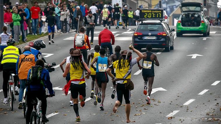 Videopredavanje: Maratonski dan (foto: Aleš Pavletič)