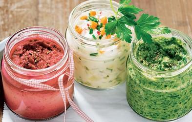 Zdravi namazi iz domače kuhinje