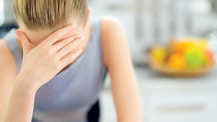 Depresija: Ko žalost preraste v nekaj več (foto: Shutterstock.com)