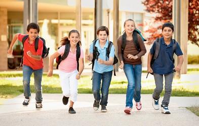 Otroci, ki so telesno aktivni, so uspešnejši v šoli