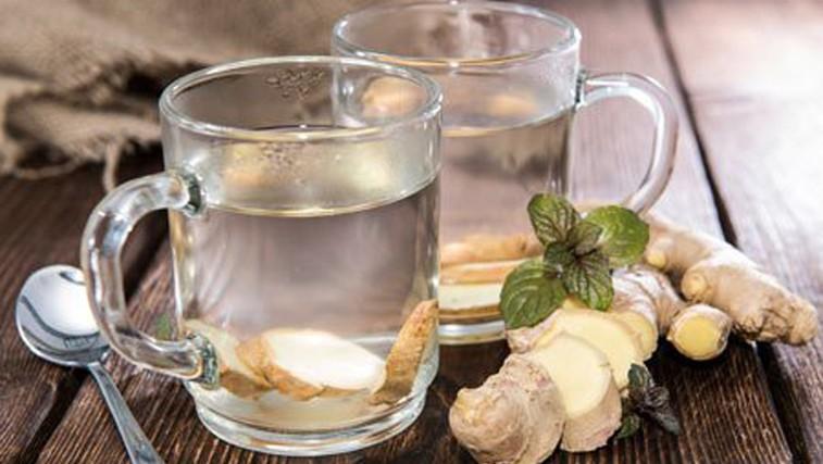 Recept za zdravilen ajurvedski čaj z ingverjem (foto: Profimedia)