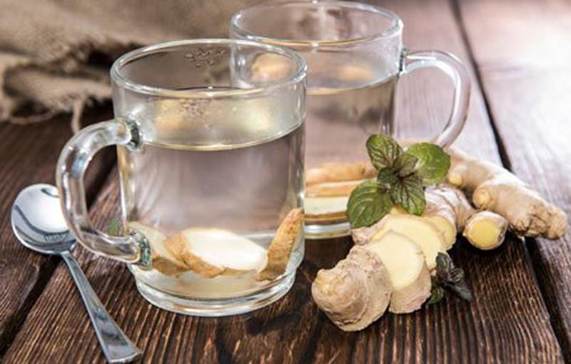 Recept za zdravilen ajurvedski čaj z ingverjem