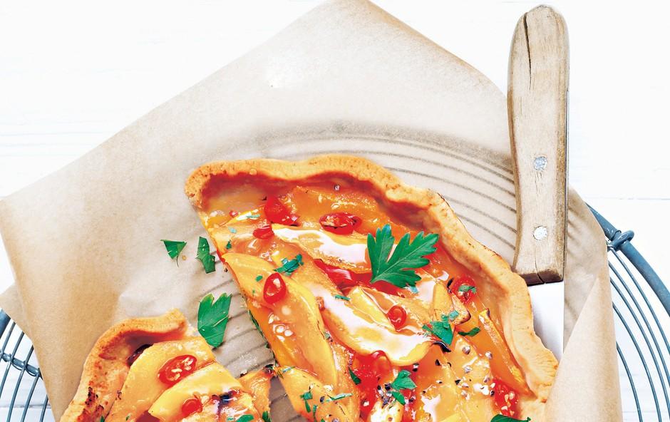 Pekoča bučna pita (foto: foodstock photo)