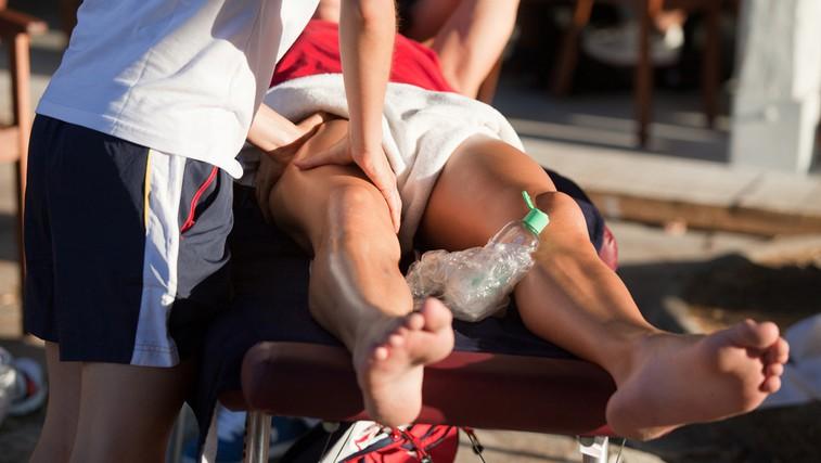 Nagradna igra Ogrevalna masažna emulzija – da bodo mišice ogrete je zaključena! (foto: Shutterstock.com)